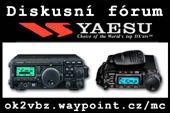 Diskusní fórum YAESU